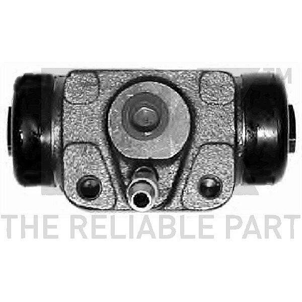 Radbremszylinder Bremszylinder NEU BREMBO A 12 648