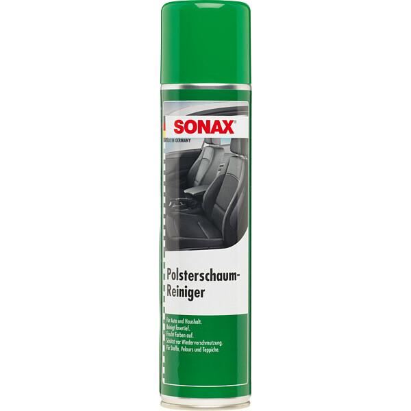 SONAX 03062000 PolsterSchaumReiniger PolsterReiniger 400ml