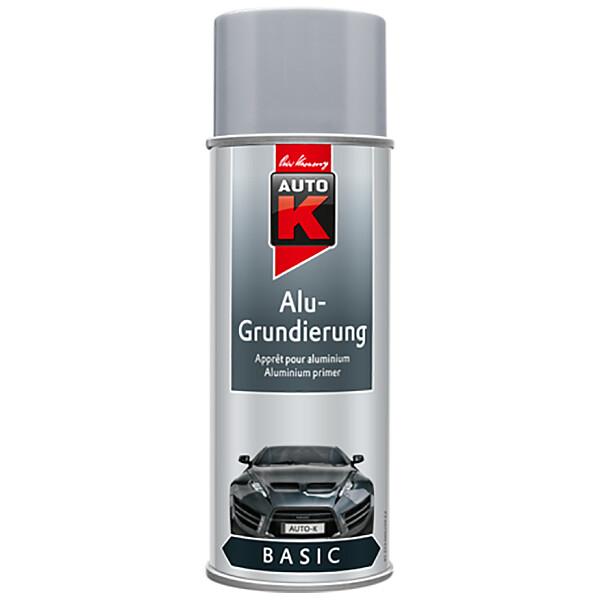 KWASNY 233 060 AUTO-K BASIC Alu-Grundierung Grau Spray 400ml