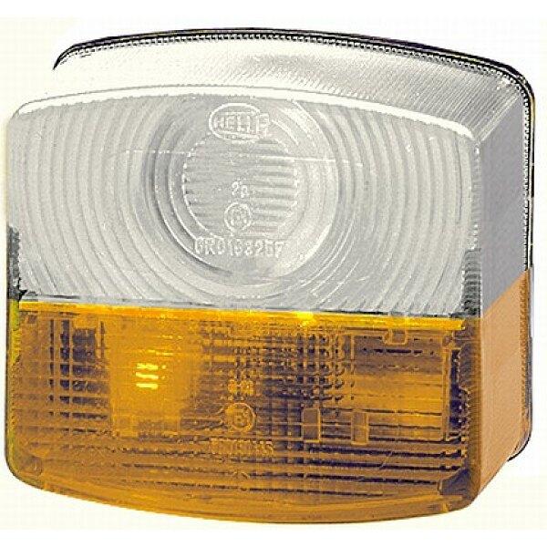 Lichtscheibe, Blinkleuchte - 9EL 118 614-021 HELLA