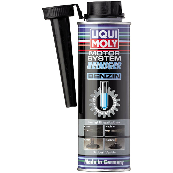 liqui moly 5129 motor system reiniger benzin additiv 300ml. Black Bedroom Furniture Sets. Home Design Ideas