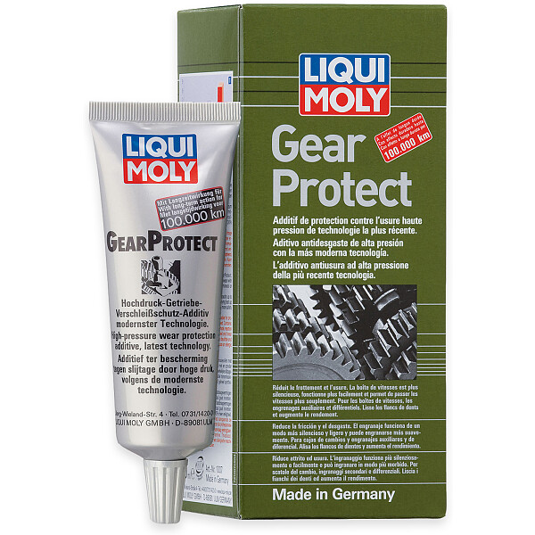 liqui moly 1007 gear protect getriebe l schutz additiv 80ml. Black Bedroom Furniture Sets. Home Design Ideas