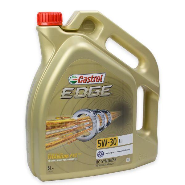 motoröl edge titanium ll 5w30 - 5 liter