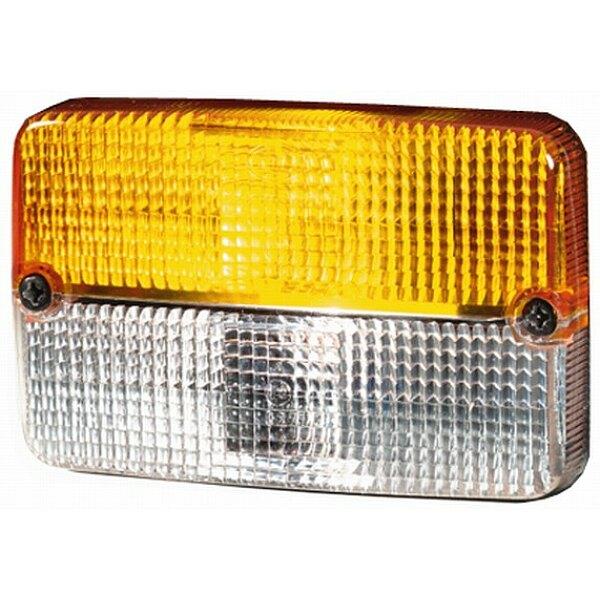 Lichtscheibe, Blinkleuchte - 9EL 997 459-001 HELLA