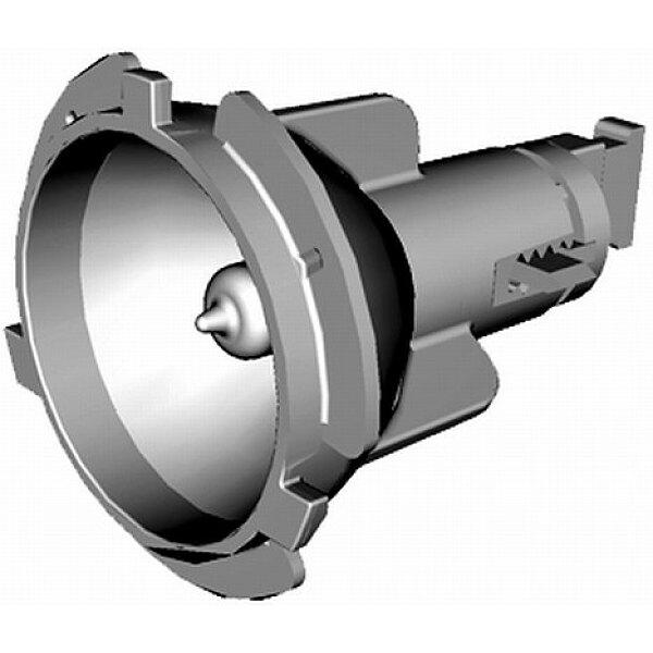Reflektor, Positions-/Begrenzungsleuchte - 9DR 166 634-001 HELLA