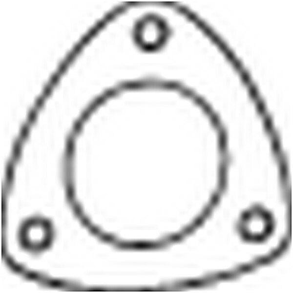 Abgasrohr Bosal 256-854 Dichtring