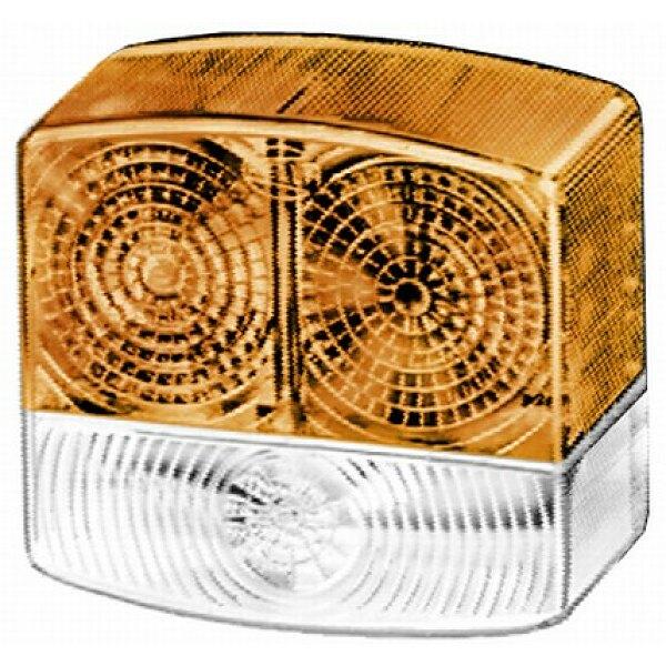 Lichtscheibe, Blinkleuchte - 9EL 134 741-021 HELLA