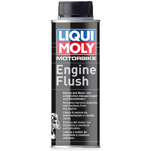 LIQUI MOLY 1657 Motorbike Engine Flush Motorrad Reiniger Motor Reinigung 250ml